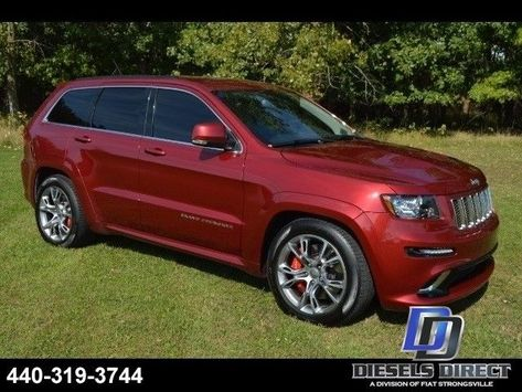 Ebay Grand Cherokee Srt8 Rt 8 Low Miles Well Maintained Jeep