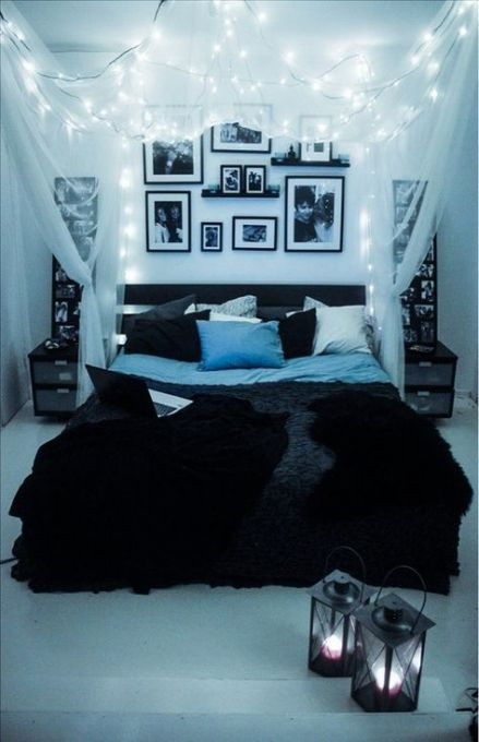 Light Blue Aesthetic Bedroom Ideas