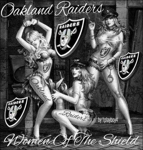 (134) Everything Oakland Raiders