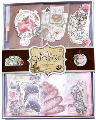 Supvox Diy Greeting Card Making Kit Diy Handmade Cards Maker Kit For Kids Adults Ebay In 2021 Greeting Cards Diy Cards Handmade Card Making Kits