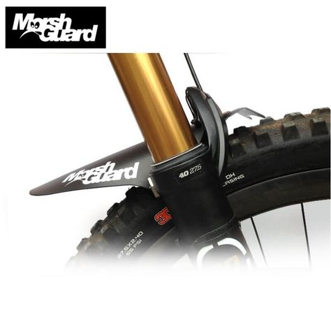 New 1Pair MTB Bicycle Mud Guards Lightest Tire Tyre Mudguard For Bike Fenders