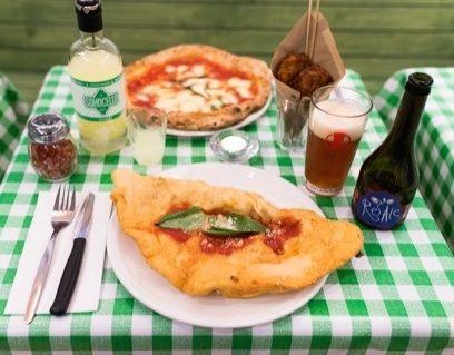 Kingly St Carnaby Pizza Pilgrims London Restaurants