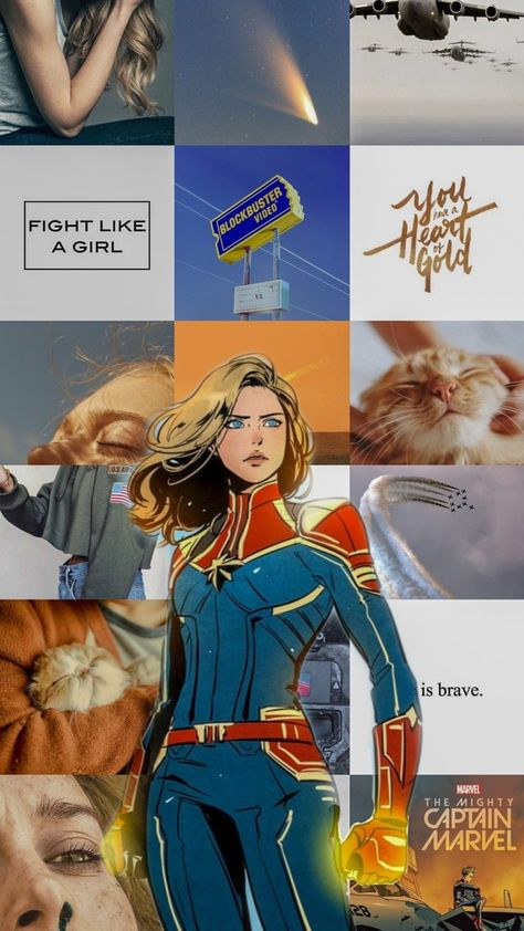 This is my fight song — Captain Marvel Like or reblog Follow me for...