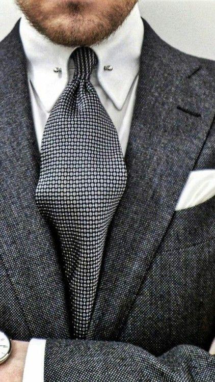 Notitle Grau Mit Bildern Gentleman Mode Anzug Mode Anzug Und Krawatte