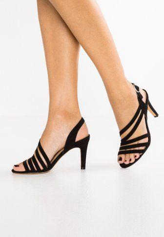 Marco Tozzi Sandaly Na Platformie Black Za 169 Zl 08 02 18 Zamow Bezplatnie Na Zalando Pl Shoe Collection Heels Kitten Heels