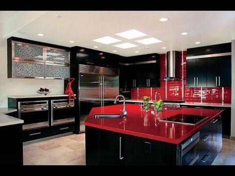 Resultado De Imagen Para Cocinas Lujosas Y Modernas Decoracion