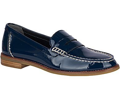 Seaport Patent Penny Loafer Penny Loafers Penny Loafers Outfit Loafers