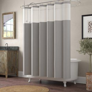 Shower Curtains You Ll Love Wayfair With Images Stylish