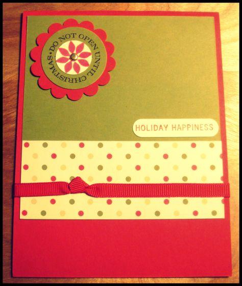 Christmas Card layout Cards Pinterest Card ideas, Christmas