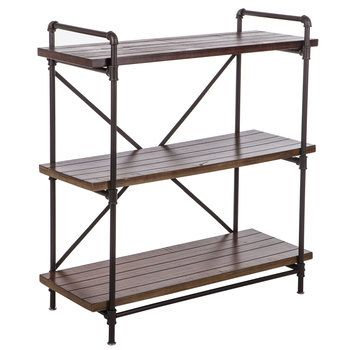 Rust Brown Three Tier Baker S Rack Hobby Lobby Furniture Bakers