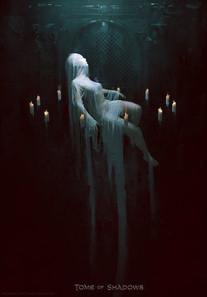 Pin By عروق الهبهاب On ᴍᴀɢɪɴᴀyaɪᴜᴍ Scary Art Dark Fantasy Art Creepy Art