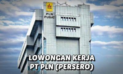 Lowongan Kerja Pt Pln Persero Tes Di Jakarta Kota Marketing Hidup