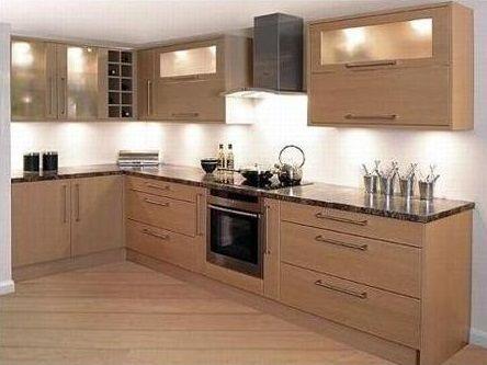 Straight Modular Kitchen domyplace Pinterest
