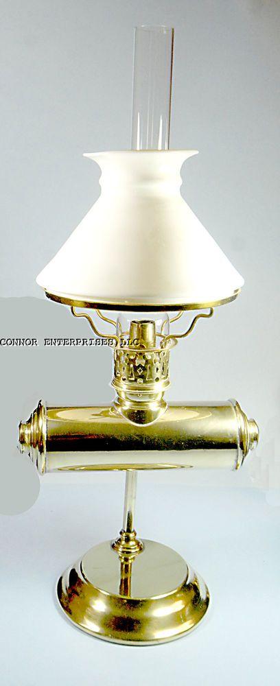1870 Brass Student Lamp Excellent Condition 1001 1870 Brass Student Lamp Excellent Condition Appears Unused 19 1 2 In Tall Ker Lamp Antique Lamps Kerosene