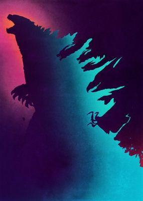 Godzilla King Of The Monsters Poster Godzilla Wallpaper Godzilla Iphone Wallpaper