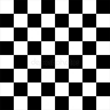 Vector Modern Empty Chess Board Background Shahmatnye Doski