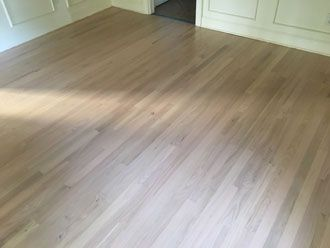 Oak Floor Stains Red Floors