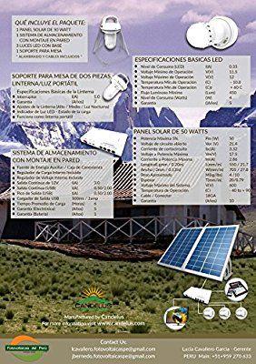 Amazon Com Thunderbolt Solar Panel Kit 45 Watt Garden Outdoor Solar Panel Kits Solar Panels Silicon Solar Cell
