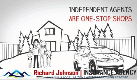 Richard Johnson Insurance Agent Welcomes To You We Are An