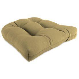Sunbrella Sailcloth Sisal Texture Cushion For Universal 9916pk1