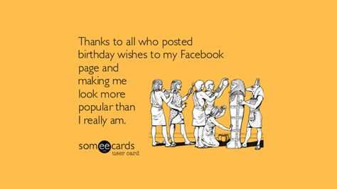 33 Funny Happy Birthday Quotes And Wishes For Facebook Thank You