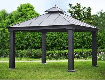 Sam S Club Hardtop Pergola All Products Outdoor Gazebos And Greenhouses Gazebos Hardtop Gazebo Gazebo Pergola Patio