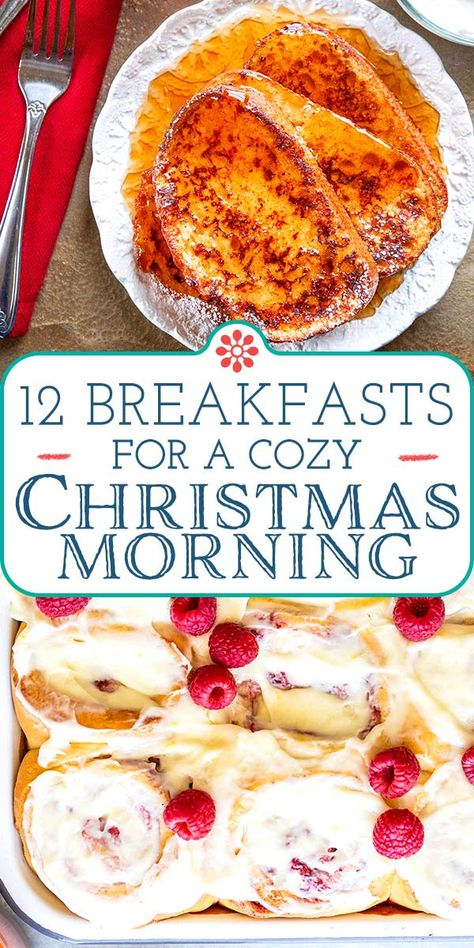 As kids, Christmas morning was about stockings. As grown-ups, it's all about BREAKFAST! From bakery-worthy cinnamon rolls to an outstanding bagel casserole, here are our favorite holiday breakfasts for the whole family. #christmasrecipe #christmasbreakfast #holiday #holidayrecipe #breakfastideas #simplyrecipes