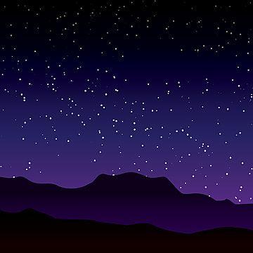A Via Lactea Galaxia Clipart Cor Nuvens Png Imagem Para Download Gratuito In 2020 Night Landscape Purple Sky Stary Night