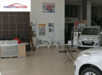 Are You Planning To Buy A New Car That Can Match Your Personality If Yes Then You Must Visit Tricity Autos An Authorized Car In 2020 Car Dealer Suzuki Car Showroom