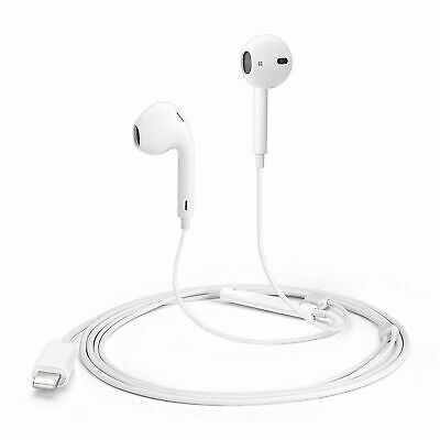 Ebay Link Apple Iphone Xr Xs Max X 7 Plus 8 Lightning Headphones Earphones With Bluetooth Affilink Headphones Apple Earphones Wired Headphones Headphones