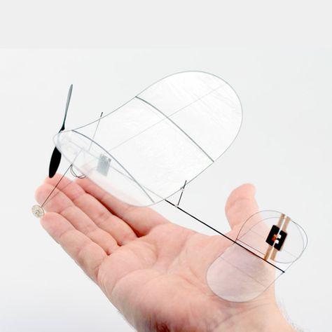 Indoor Remote Control Airplane