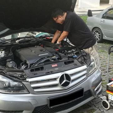 Pin By Battery Express On Car Battery Replacement Services In Singapore Car Car Battery Singapore