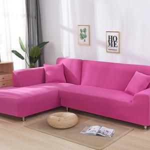 Stretch L Shaped Sofa Cover For Living Room Chaise Longue Sofa Cover S In 2020 Corner Sofa Covers Sofa Covers Sectional Sofa Couch