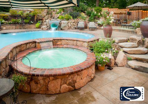 🏆 Spas & Hot Tubs - Premier Pools & Spas - Pool Builders and Contractors -