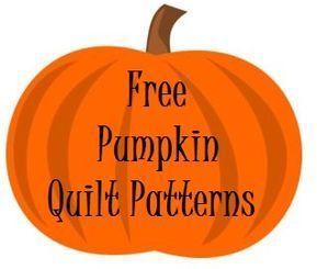 Eight Free Pumpkin Quilt Projects In 2020 Pumpkin Quilt Pattern Halloween Quilt Patterns Fall Quilt Patterns