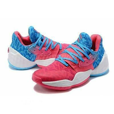 armario Coincidencia Superficial  adidas Harden Vol.4 GCA IV James Candy Paint Bright Cyan... | James harden  shoes, Stylish shoes, Shoes
