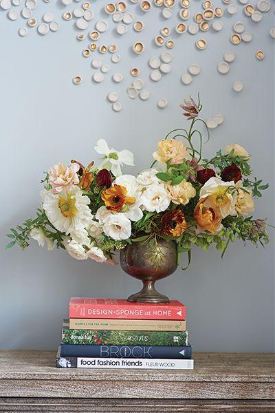 poppies & posies » Flower Magazine, photo by Monica Buck