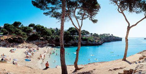 25 Ideeën Over Mallorca Mallorca Spanje Balearen
