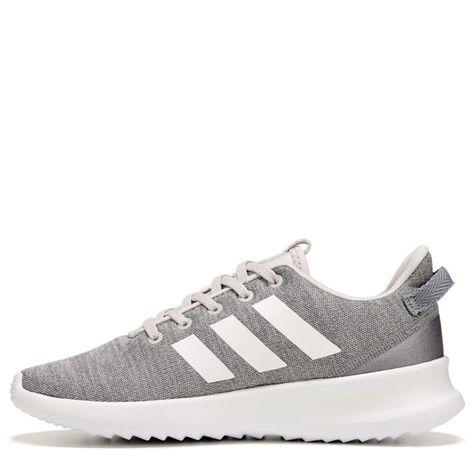 in stock e6ca9 546fa Adidas Kids Cloudfoam Racer TR Running Shoe PreGrade School Shoes  (GreyWhiteOrange)