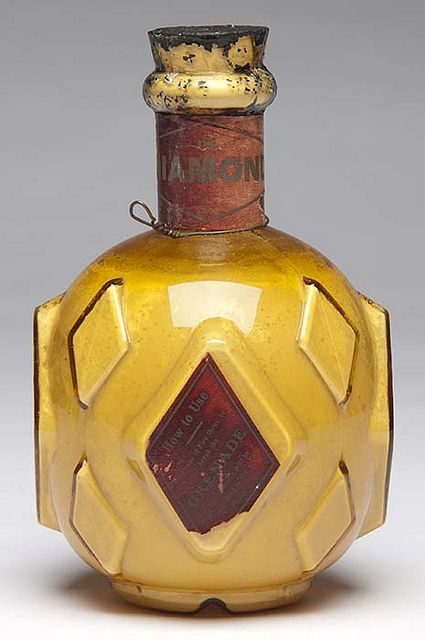 Fire extinguisher grenade made by the Nutting Fire Grenade company of Minneapolis, Minnesota.