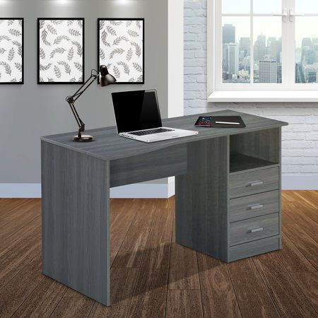 Home Classic Computer Desk Computer Desk Desk With Drawers