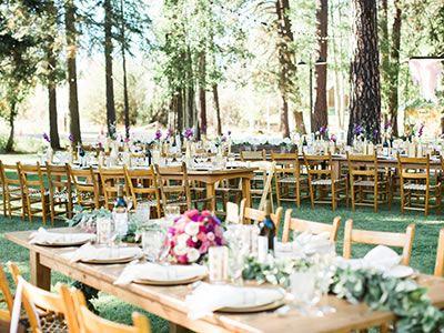 Outdoor Wedding Venues in Oregon