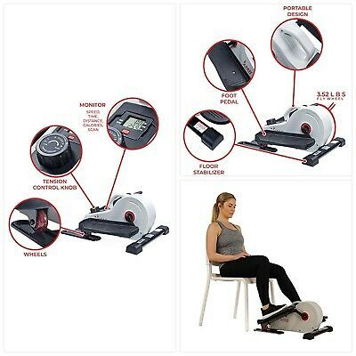 Details About Sunny Health Fitness Fully Assembled Magnetic