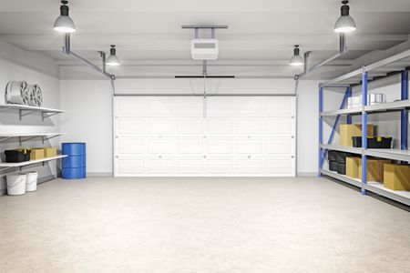How To Determine How Many Lumens You Ll Need To Properly Light Your Space Language Of Light The Intersection Of Lighting Efficiency And Architecture Basement Lighting Lighting Garage Lighting