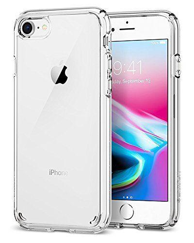 Gutes Produkt Spigen Ultra Hybrid 2 Iphone 8 7 Hulle 042cs20927 Einteilige Handyhulle Durchsichtige Pc Ruckschale Silikon Bumpe Iphone Apple Iphone Iphone 8