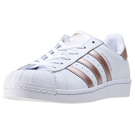 adidas Damen Schuhe / Sneaker Superstar W weiß 38 2/3 adidas ...
