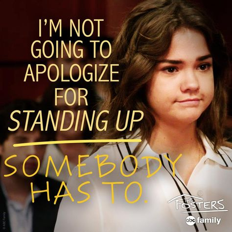 """S3 Ep10 """"Lucky"""" - Callie is such an inspiration! #TheFosters"""