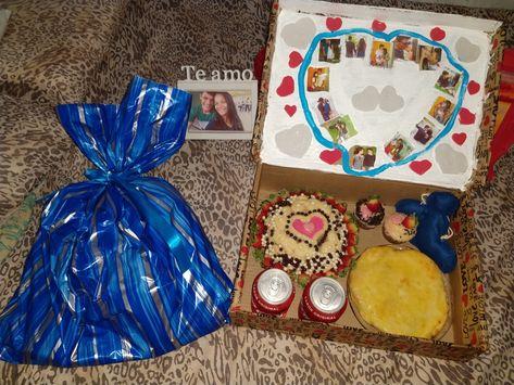 Festa Na Caixa Meu Dia Dos Namorados Festa Surpresa Para