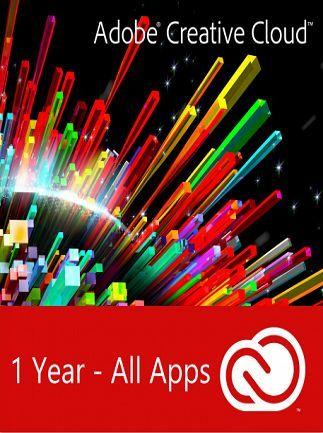 Adobe Creative Cloud Pc 1 Year Adobe Key Global Adobe Creative Cloud Tutorials Adobe Creative Cloud Creative Cloud