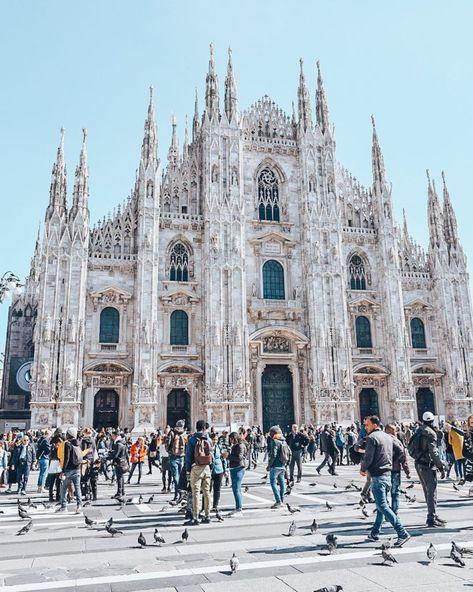 Visit Milan